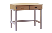 The single dormitory desk